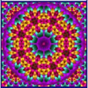 Kaleidoscope 4 Poster