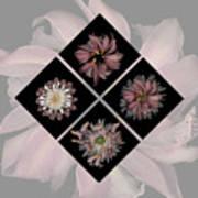 Kaleidoscope Diamond Poster