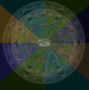 Kaleidoscope Eye Poster