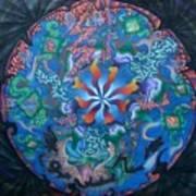 Kaleidoscope Eyes Poster