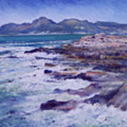 Kalk Bay And Fish Hoek  Cape Town South Africa 2006  Poster