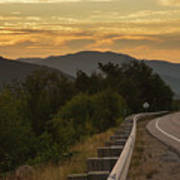 Kancamagus Highway - New Hampshire Usa Poster