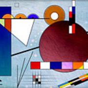 Kandinsky II Poster