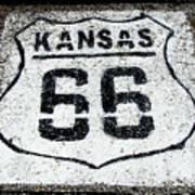 Kansas 66 Poster