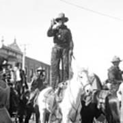 Kansas: Cowboy, C1908 Poster