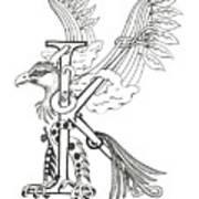 Kappa Eagle Poster