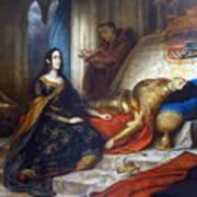 Karl Von Steuben Poster