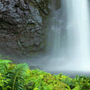 Kauai Inland Falls Poster