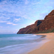 Kauai, Polihale Beach Poster