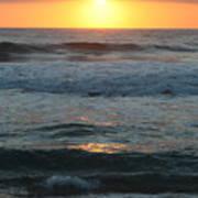 Kauai Sunrise Poster