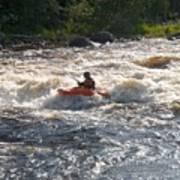 Kayak 1 Poster