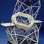 Keck Observatorys Ten Meter Telescope Poster