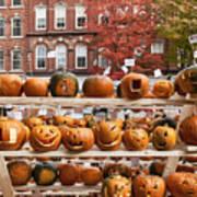 Keene Pumpkin Festival Poster