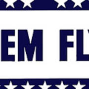 Keep 'em Flying Poster by War Is Hell Store