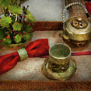 Kettle - Formal Tea Ceremony Poster