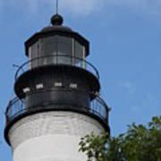 Key West Light Poster