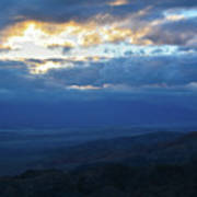 Keys View Sunset Landscape Poster