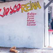Kiesco Reina Poster