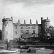 Kilkenny Castle Poster