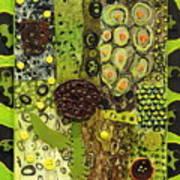 Kinetic Seeds I Poster