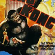 King Kong Poster, 1933 Poster by Granger