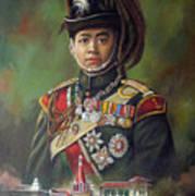 King Mongkut Poster