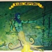King Neptune Poster