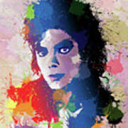 King Of Pop Poster