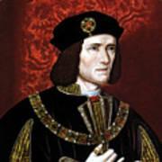 King Richard IIi Of England Poster