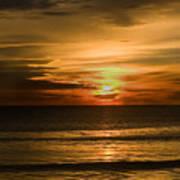 Kings Beach Sunrise Poster