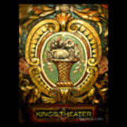 Kings Theater Poster