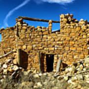 Kinishba Ruins Poster