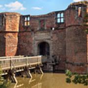 Kirkby Muxloe Castle Poster
