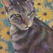 Kit Cat Poster