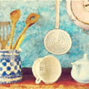 Kitchenware Poster