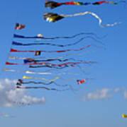 Kite Season Poster
