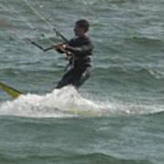 Kite Surfing 11 Poster