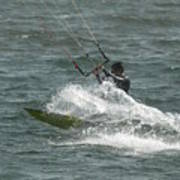 Kite Surfing 21 Poster