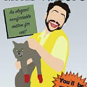 Kitten Mittons Poster