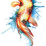 Koi Fish I Poster