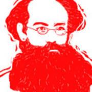 Komrade K Poster