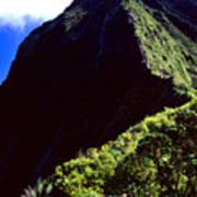 Koolau Summit Trail Ridge Poster