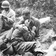 Korean War, 1950 Poster