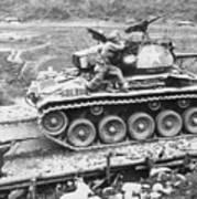 Korean War, 1951 Poster