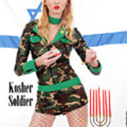Kosher Soldier Poster