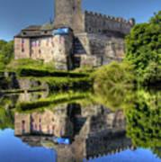 Kost Castle Poster