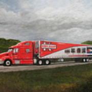 Kreilkamp Truck Poster