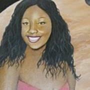 Kristy Aphrodite Of Venus Poster