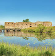Kronoberg Castle Ruins Poster