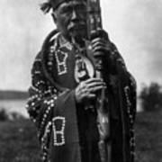Kwakiutl Chief, C1914 Poster
